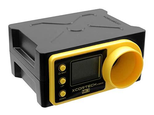 XCORTECH X3200 MK3 Advanced Chronograph mit Memory Funktion für 25 Schüsse (Airsoft/Softair)