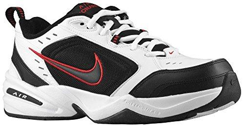[ナイキ] Nike Air Monarch IV - メンズ トレーニング White/Black US09.0 [並行輸入品]