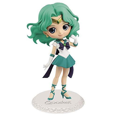 Q Posket Sailor Moon Eternal Super Sailor Neptuno (versión A)