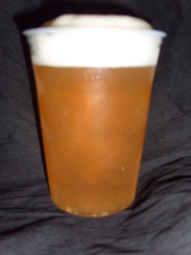 75 St. Plastik Trink Becher 0,4.klar Geburtstag z.B. Bierbecher