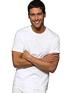 Hanes Ultimate Men's 5-Pack Tagless ComfortSoft Crewneck T-Shirt (B005SN5HNY) | Amazon price tracker / tracking, Amazon price history charts, Amazon price watches, Amazon price drop alerts