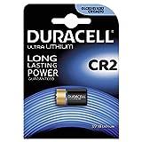 Pila fotgráfica Duracell Ultra M3 CR2 1er Blister, 3V, Lithium