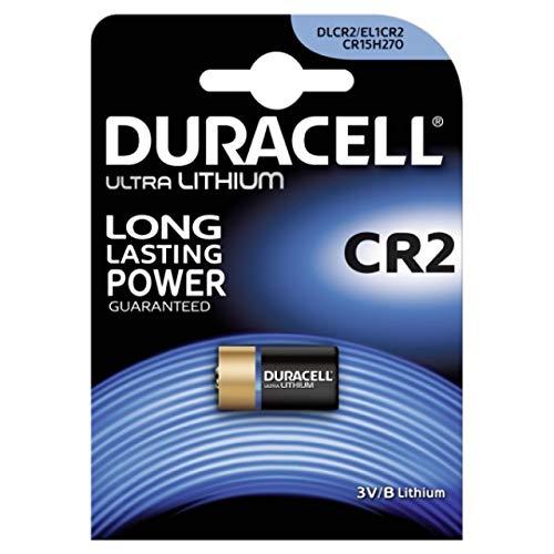 Foto Batterie Duracell Ultra M3 CR2 1er Blister, Lithium, 3V
