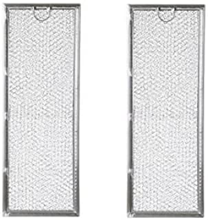 GE WB06X10288 Microwave Grease Filter Replacement For Many GE Microwaves (2-Pack)