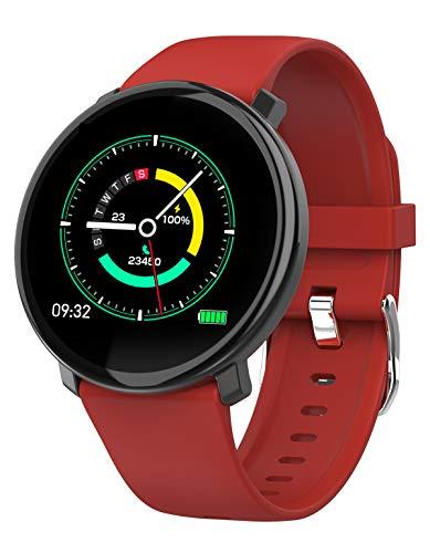 Reloj Inteligente con Monitor de Ritmo cardíaco