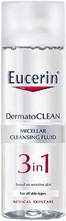 Eucerin Dermatoclean 3-in-1 Micellar Cleansing Fluid