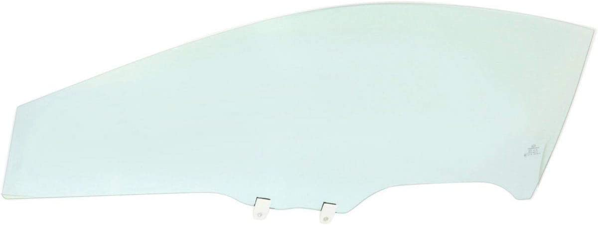 New Door Glass Front 40% OFF Cheap Sale Driver Left Side LH Hand shipfree Coupe Ci for Honda