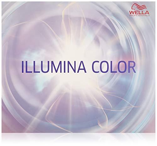 Wella Illumina Farbkarte, 0,08 kg
