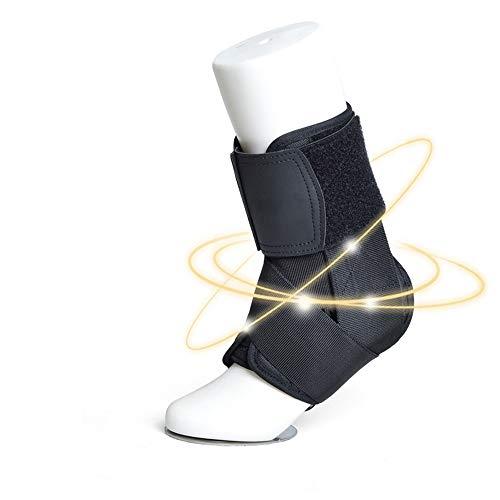 Ankle Brace, Lace Up Verstellbare Unterstützung - Für Laufen, Basketball, Injury Recovery, Verstauchung! Ankle Wrap Für Männer, Frauen Und Kinder (Ein Paar)