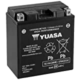 Batteria Yuasa YTX20CH-BS, 12 V/18 AH (dimensioni: 150 x 87 x 161) per Moto Guzzi Norge 1200 GT anno di costruzione 2011