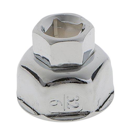 MagiDeal Llave Filtro de Aceite Desmontaje Cubierta Conector Herramienta Vivienda Universal para Coche - 32mm