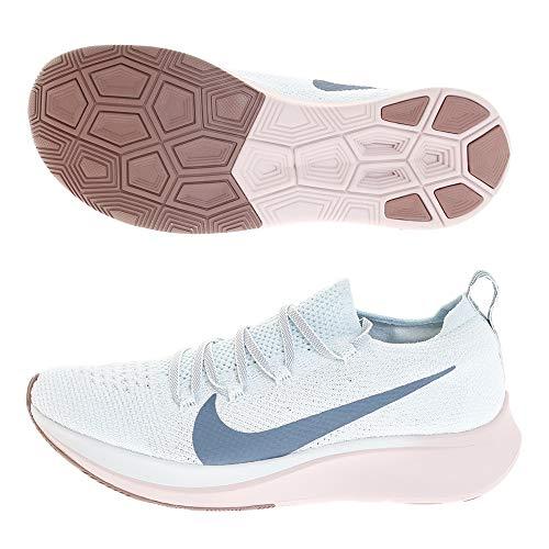 Nike W Zoom Fly Flyknit, Scarpe da Fitness Donna, Multicolore (Glacier Blue/Celestial Teal/Coastal Blue 444), 39 EU