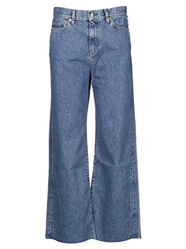 SIMON MILLER Luxury Fashion Womens W006111620011 Blue Jeans | Spring Summer 19