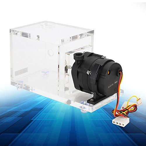idalinya Rauschunterdrückung PUB-ST1000 890ML Wassertank, Wasserpumpe, für Computer