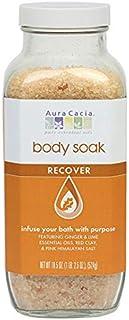 Aura Cacia Recover Body Soak 18.5 Ounce Multi
