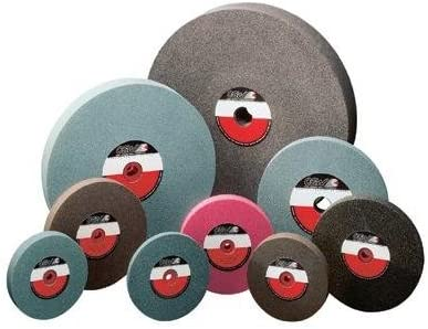 Bench Wheels Brown Alum Oxide Single - 2x1-1 10x1-1 4 Save money Pack a46 Inexpensive