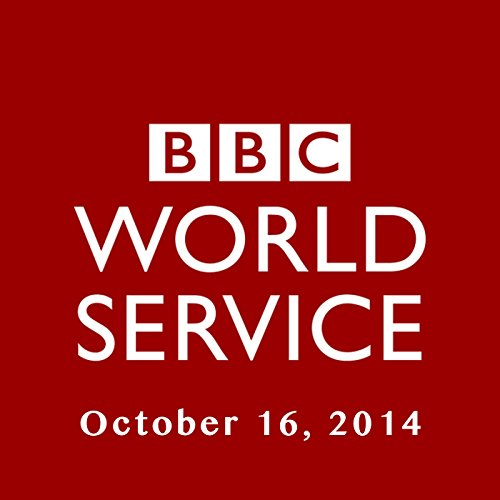 BBC Newshour, October 16, 2014 audiobook cover art