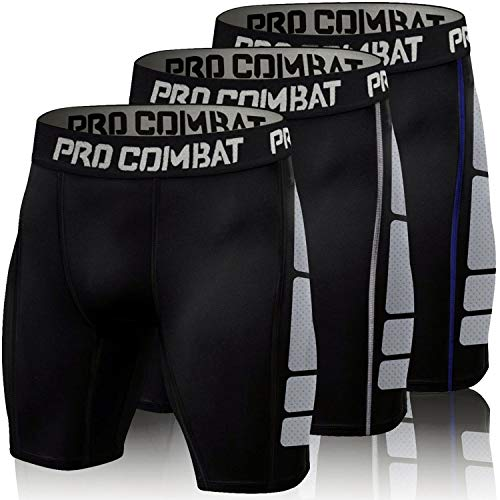 Top 10 best selling list for what are the best compression shorts for men?