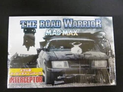 Aoshima MADMAX Abfangjaeger THE ROAD WARRIOR 24.1 mit Metall Lader Limited Edition