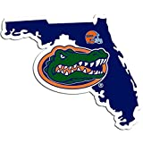 NCAA Siskiyou Sports Fan Shop Florida Gators Home State Decal One Size Team Color