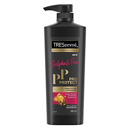TRESemme Pro Protect Sulphate Free Shampoo, 580 ml