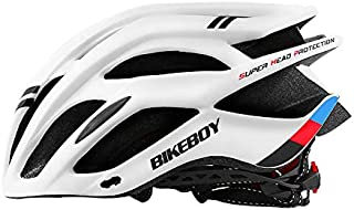 Leoie Lightweight Bicycle Helmet, Adult Cycling Road Bike Helmet for Mens Womens Safety Protection