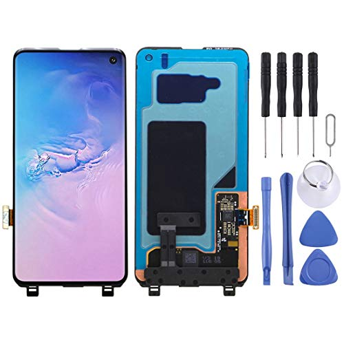 Compatibele Vervangings LCD-scherm en Digitizer Volledige Vergadering for Galaxy S10 Accessory