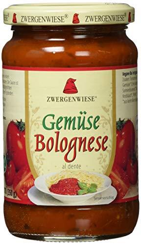 Zwergenwiese Gemüse Bolognese, 350 g