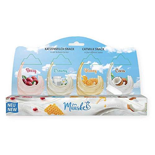 Muuske Katzenmilch Adult Multipack I 4 x 20 ml