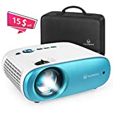 "VANKYO Cinemango 100 Mini Projector, 220"" Display and 1080P Supported, 3800 LUX Projector"