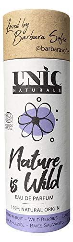 Unic Naturals Nature is Wild Eau De Parfum Loved by Barbara Sofie Inhalt: 30ml = 1 Stück