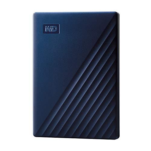WD Mac用ポータブルHDD 2TB USB3.0 タイムマシン対応 My Passport for Mac 暗号化 パスワード保護 / 3年保...