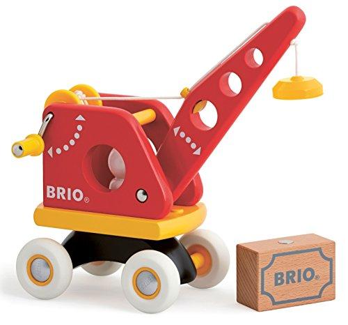BRIO - 30428 - GRUE ET CHARGEMENT