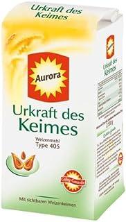 Aurora Weizenmehl Urkraft des Keimes, 10er Pack 10 x 1000 g Packung