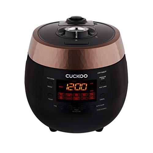 Cuckoo Reiskocher 1,08l CRP-R0607F Digitaler Dampfdruck