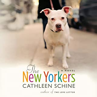 The New Yorkers audiobook cover art