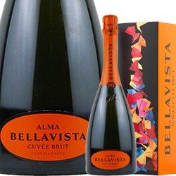 フランチャコルタ・アルマ・キュヴェ・ブリュット[ボックス付] / ベラヴィスタ / イタリア ロンバルディア/ 750ml / スパークリングワイン