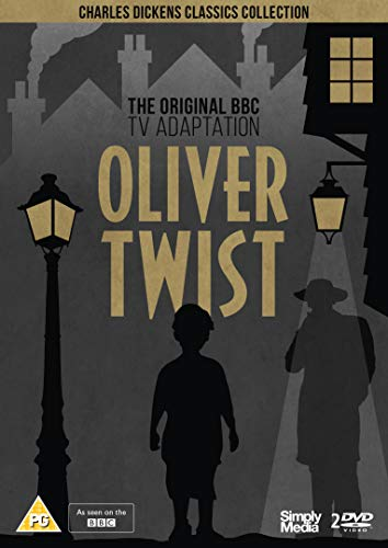 Oliver Twist - Charles Dickens Classics [1962] [DVD] BBC TV Series [UK Import]