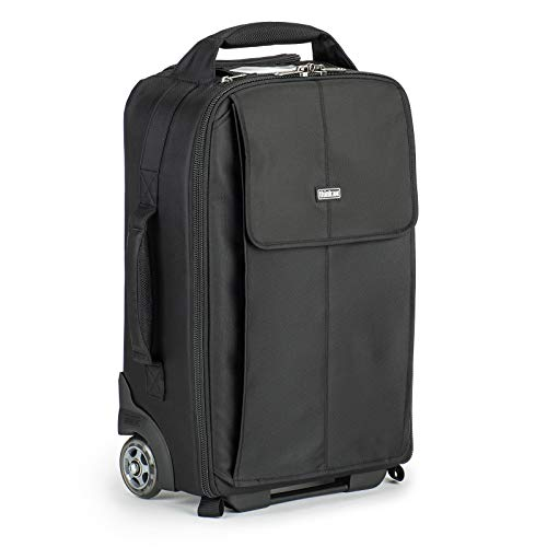 Think Tank Airport Advantage - Maleta troley, Color Negro