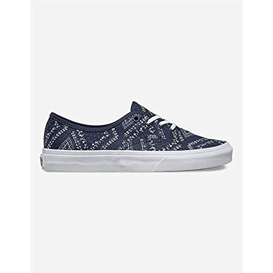 スロープ事件、出来事居間(バンズ) Vans レディース シューズ?靴 スニーカー VANS Ditsy Bandana Authentic Womens Shoes 並行輸入品