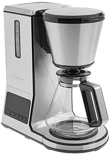 Cuisinart CPO-800P1 PurePrecision 8 Cup Pour-Over Coffee Brewer, Silver