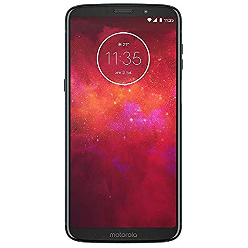 Motorola Moto Z3 Play 32GB XT1929-3 Deep Indigo - Sprint (Renewed) xvy0651795804