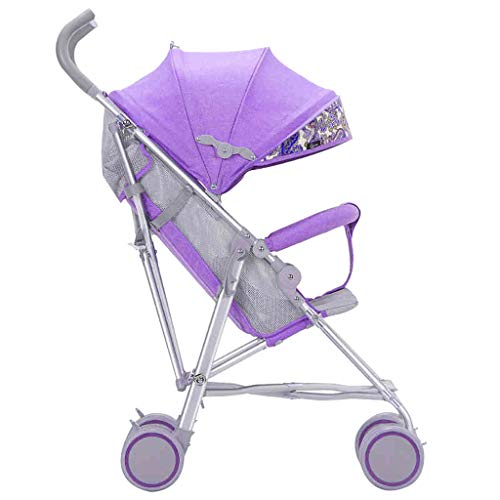 Why Should You Buy Stroller Zzmop Baby, Carrycot and Pushchair Lightweight Baby with Carry Handle Ov...