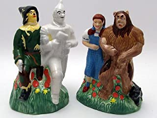 Collectible Treasure Craft Wizard of Oz Salt & Pepper Shakers