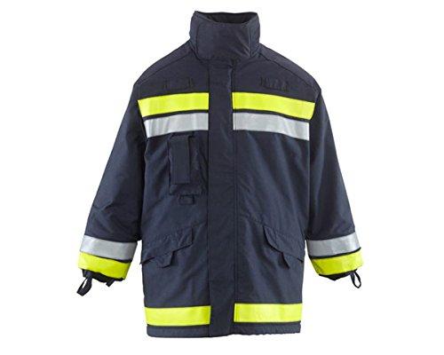 Honeywell Safety 1430021-S Firepro Parka, Navy S