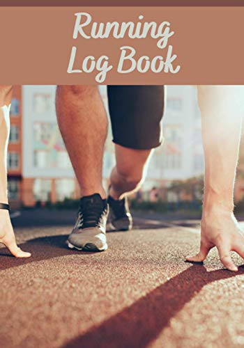 Running Log Book: Running Log Book | 7x10
