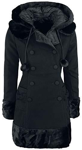 Hell Bunny Sarah Jane Coat Girl-mantel
