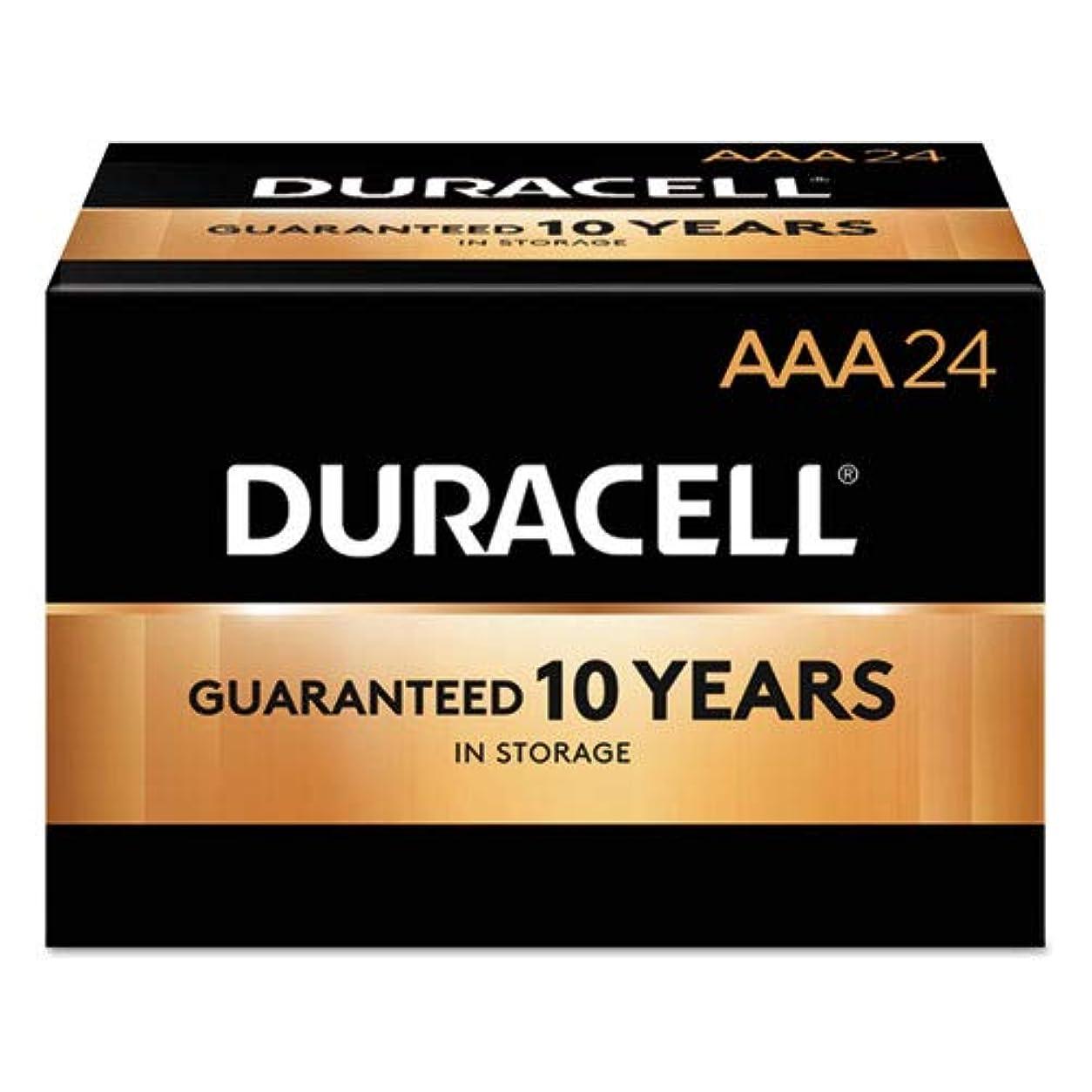 旅行代理店コンパクト物思いにふけるアルカリ電池、AAA、144?/ CT、1カートンとして販売