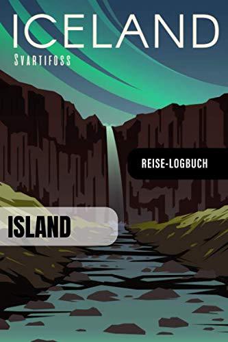 Island Reise Logbuch: Reise-Logbuch Planer Tagebuch Interaktiv zum Ausfüllen mit Tagesplan Checkliste + 52 Reisezitate - Log Buch Zum Selberschreiben ... Reisetagebuch Notizbuch leicht A5