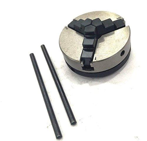 Precision 65mm 3Backen 4,17Chuck M14x 1Unimat thread-lathe, Mühle, ingenieurwerkzeuge